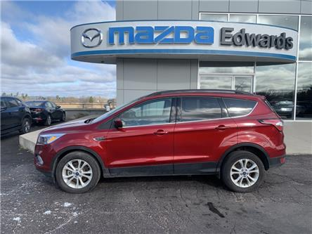 2018 Ford Escape SE (Stk: 22139) in Pembroke - Image 1 of 11