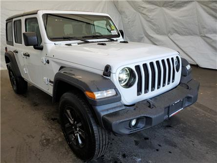 2020 Jeep Wrangler Unlimited Sport (Stk: 201051) in Thunder Bay - Image 1 of 10