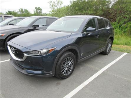 2017 Mazda CX-5 GS (Stk: 19128A) in Hebbville - Image 1 of 7