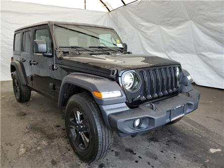 2020 Jeep Wrangler Unlimited Sport (Stk: 201050) in Thunder Bay - Image 1 of 9