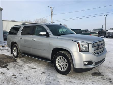 2015 GMC Yukon XL 1500 SLT (Stk: 9272B) in Wilkie - Image 1 of 25