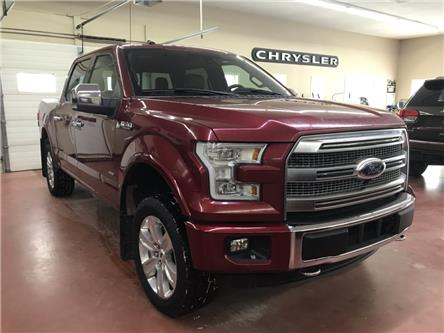 2016 Ford F-150 Platinum (Stk: U19-99) in Nipawin - Image 1 of 31