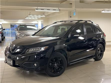 2017 Acura RDX Elite (Stk: AP3460) in Toronto - Image 1 of 22
