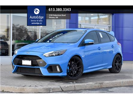2017 Ford Focus RS Base (Stk: A0063) in Ottawa - Image 1 of 28