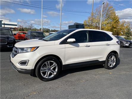 2017 Ford Edge Titanium (Stk: 335-07) in Oakville - Image 1 of 20