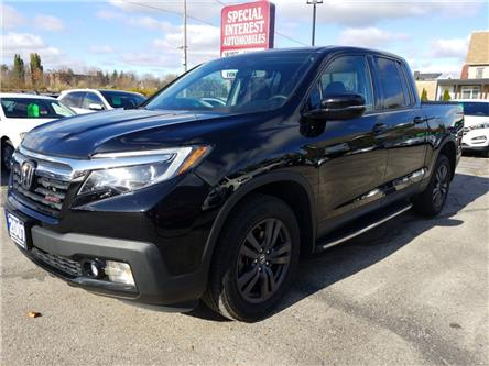 2017 Honda Ridgeline Sport (Stk: 506209) in Cambridge - Image 1 of 24