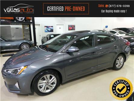 2019 Hyundai Elantra Preferred (Stk: NP7938) in Vaughan - Image 1 of 27