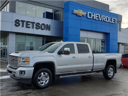 2019 GMC Sierra 3500HD Denali (Stk: 20-033A) in Drayton Valley - Image 1 of 14