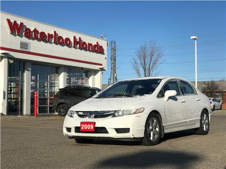 2009 Honda Civic Sport (Stk: H6421A) in Waterloo - Image 1 of 2