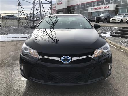 2017 Toyota Camry Hybrid SE (Stk: 190234A) in Cochrane - Image 2 of 18