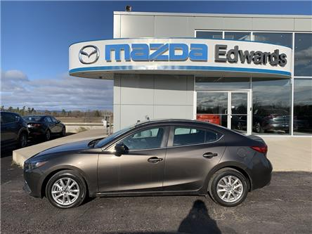 2016 Mazda Mazda3 GS (Stk: 22155) in Pembroke - Image 1 of 11
