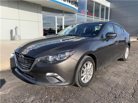 2016 Mazda Mazda3 GS (Stk: 22155) in Pembroke - Image 2 of 11