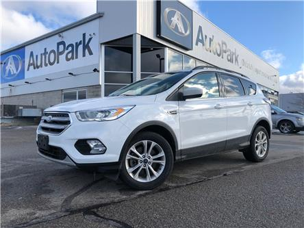 2017 Ford Escape SE (Stk: 17-31907MB) in Barrie - Image 1 of 25