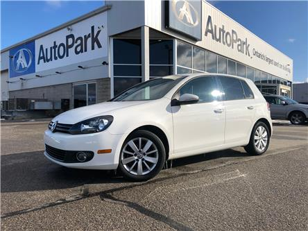 2012 Volkswagen Golf 2.0 TDI Comfortline (Stk: 12-04613JB) in Barrie - Image 1 of 23