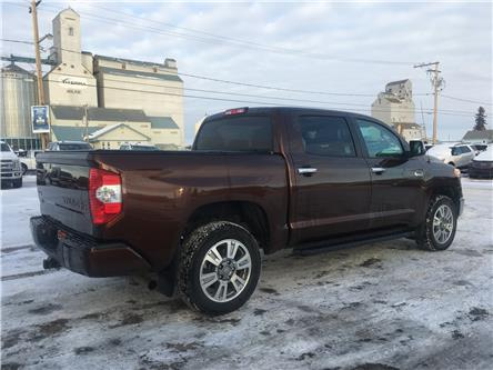 2017 Toyota Tundra Platinum 5.7L V8 (Stk: 9278A) in Wilkie - Image 2 of 23