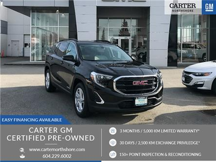 2019 GMC Terrain SLE (Stk: 972960) in North Vancouver - Image 1 of 26