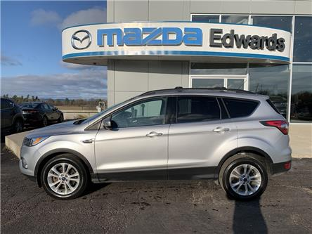 2017 Ford Escape SE (Stk: 22153) in Pembroke - Image 1 of 11