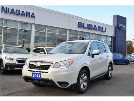 2014 Subaru Forester 2.5i (Stk: S4878A) in St.Catharines - Image 1 of 18