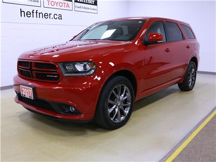 2017 Dodge Durango GT (Stk: 196158) in Kitchener - Image 1 of 34