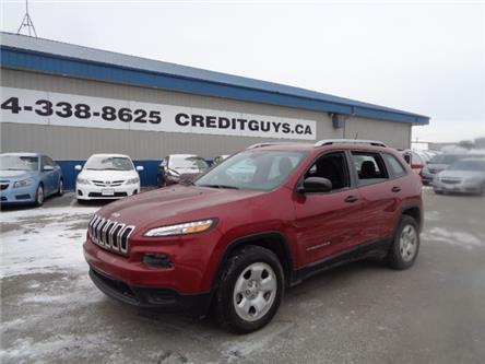 2017 Jeep Cherokee Sport (Stk: I7965) in Winnipeg - Image 1 of 10