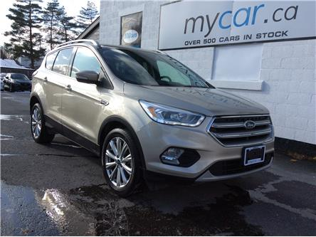 2017 Ford Escape Titanium (Stk: 191728) in Kingston - Image 1 of 20