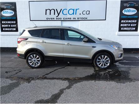 2017 Ford Escape Titanium (Stk: 191728) in Kingston - Image 2 of 20