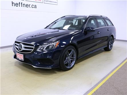 2016 Mercedes-Benz E-Class Base (Stk: 197335) in Kitchener - Image 1 of 34