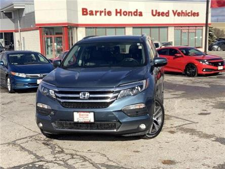 2017 Honda Pilot Touring (Stk: U17434) in Barrie - Image 1 of 27