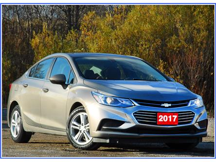 2017 Chevrolet Cruze LT Auto (Stk: D95910AX) in Kitchener - Image 1 of 16