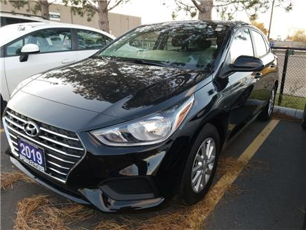 2019 Hyundai Accent Preferred (Stk: OP10557) in Mississauga - Image 1 of 5