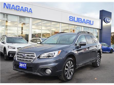 2017 Subaru Outback 3.6R Limited (Stk: Z1578) in St.Catharines - Image 1 of 19