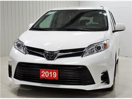 2019 Toyota Sienna LE 8-Passenger (Stk: PR032) in Sault Ste. Marie - Image 1 of 25