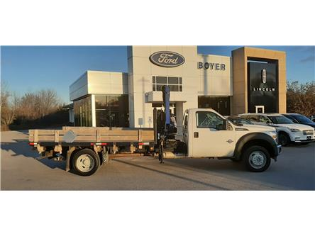 2013 Ford F-550 Chassis XLT (Stk: P0499) in Bobcaygeon - Image 1 of 16
