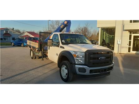 2013 Ford F-550 Chassis XLT (Stk: P0499) in Bobcaygeon - Image 2 of 16