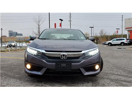 2017 Honda Civic Touring (Stk: 191771P) in Richmond Hill - Image 2 of 26