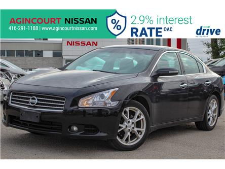 2012 Nissan Maxima SV (Stk: U12686) in Scarborough - Image 1 of 21