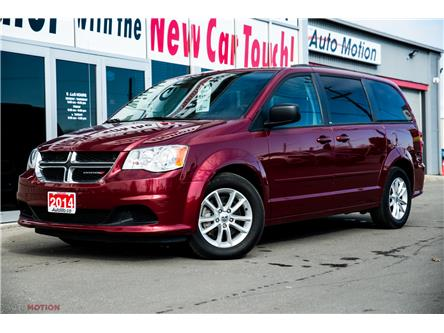 2014 Dodge Grand Caravan SE/SXT (Stk: 191265) in Chatham - Image 1 of 25