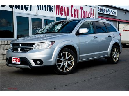 2011 Dodge Journey R/T (Stk: 191254) in Chatham - Image 1 of 23