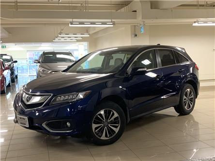 2017 Acura RDX Elite (Stk: AP3461) in Toronto - Image 1 of 33