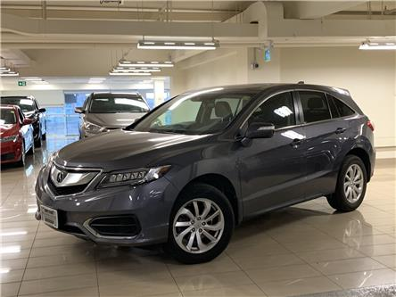 2018 Acura RDX Tech (Stk: TX12850A) in Toronto - Image 1 of 32