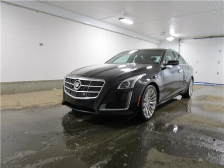 2014 Cadillac CTS 3.6L Luxury (Stk: 1269781) in Regina - Image 1 of 34