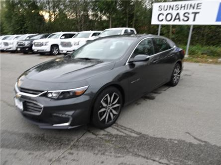 2017 Chevrolet Malibu 1LT (Stk: SC0123) in Sechelt - Image 1 of 16