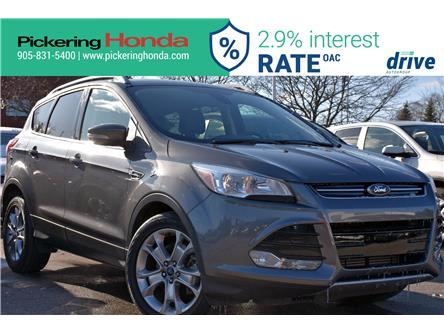 2014 Ford Escape Titanium (Stk: U1514A) in Pickering - Image 1 of 35