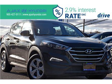 2017 Hyundai Tucson Base (Stk: P4857L) in Ajax - Image 1 of 30