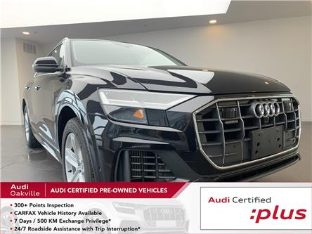 2019 Audi Q8 55 Progressiv (Stk: 50040B) in Oakville - Image 1 of 22