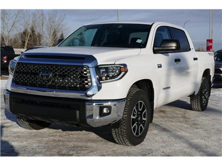 2020 Toyota Tundra Base (Stk: TUL044) in Lloydminster - Image 1 of 16