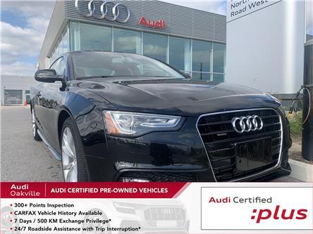 2016 Audi A5 2.0T Komfort plus (Stk: B8959) in Oakville - Image 1 of 20