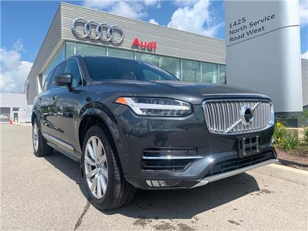 2017 Volvo XC90 T6 Inscription (Stk: L8819) in Oakville - Image 1 of 22