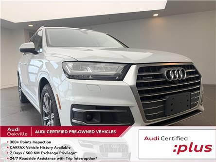 2018 Audi Q7 3.0T Technik (Stk: L8954) in Oakville - Image 1 of 23