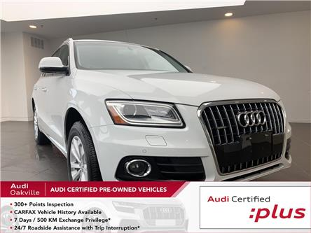 2016 Audi Q5 2.0T Progressiv (Stk: L8998) in Oakville - Image 1 of 21